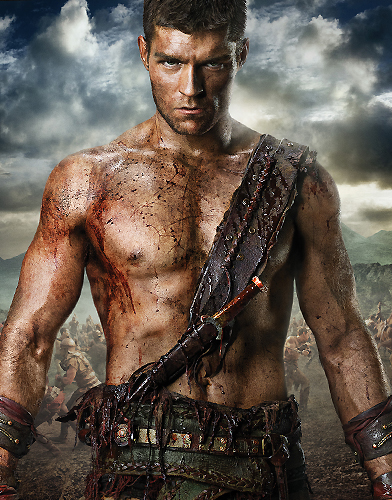 Spartacus season 1 Poster