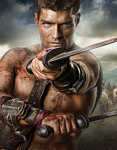 Spartacus: Vengeance Season 2 poster