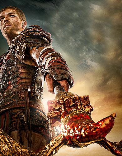 Spartacus season 3 Poster