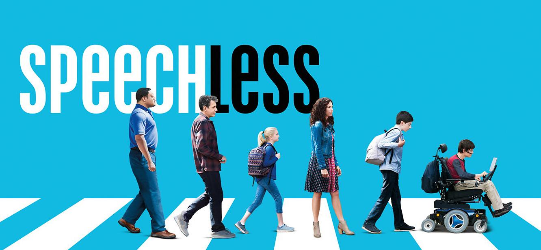 Speechless Season 1 tv series Poster
