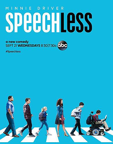 Speechless Season 1 poster