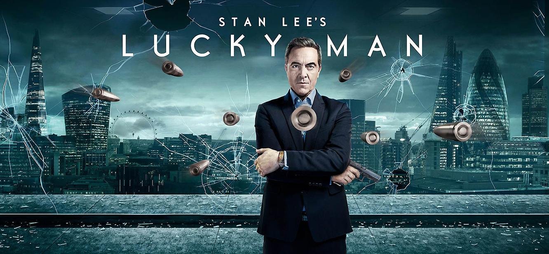 Stan Lee's Lucky Man Season 1 tv series Poster