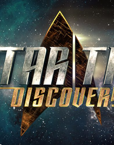 Star Trek Discovery intro