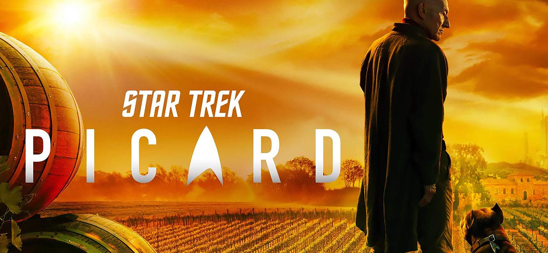 Star Trek: Picard Season 1 tv series Poster