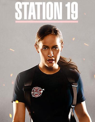 Station 19 Season 1 Poster