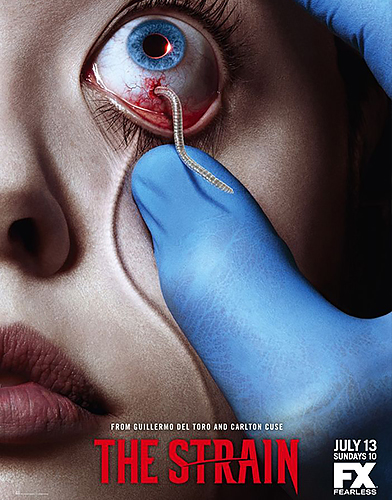 The Strain Season 1 poster