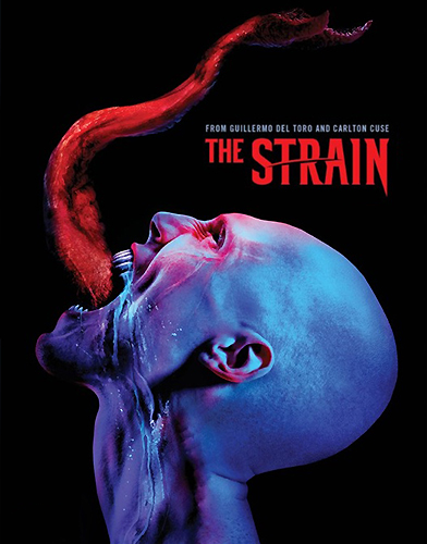 The Strain Season 2 poster
