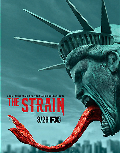 The Strain Season 3 poster