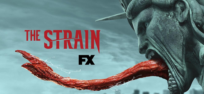The Strain Season 1 tv series Poster