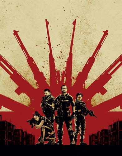 Strike Back Season 6 poster