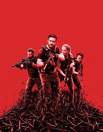 Strike Back Season 7 poster