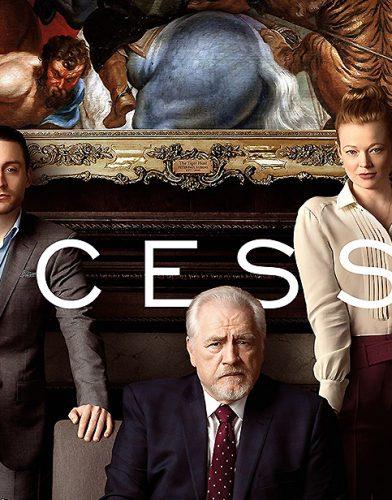 Succession tv series poster