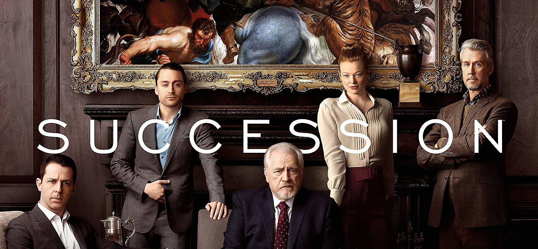 Succession Season 2 tv series Poster