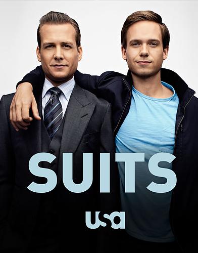 Suits Season 1 poster
