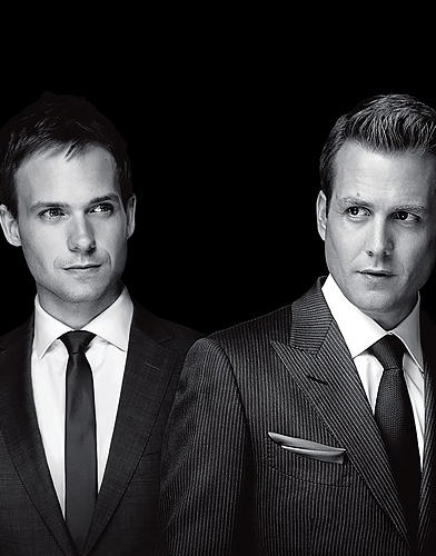Suits Season 3 poster