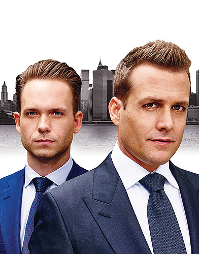 Suits Season 5 Poster