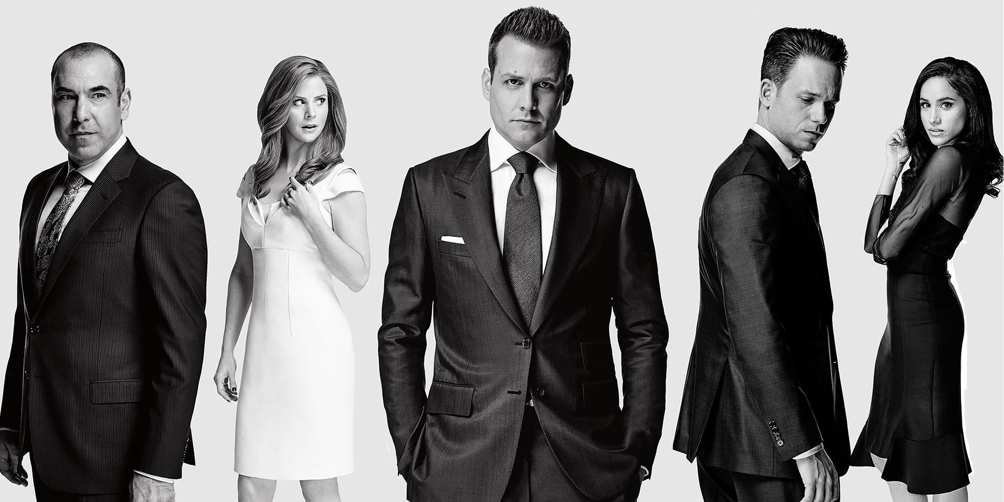 Suits Season 1 tv series Poster