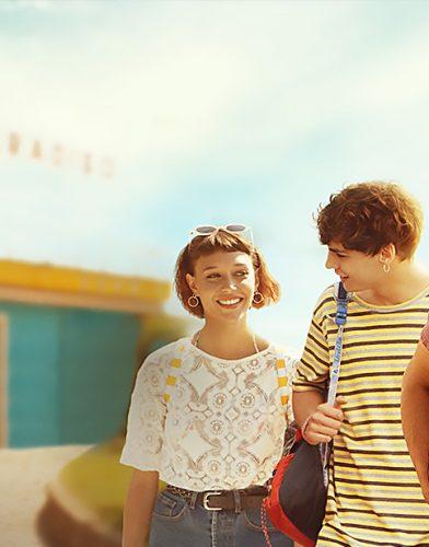 Summertime tv series poster