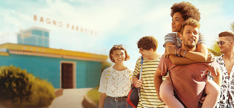 Summertime Season 1 tv series Poster