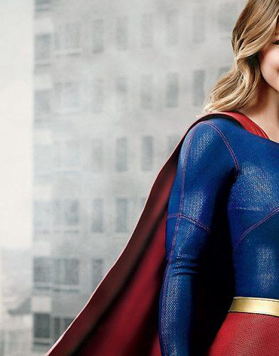 Supergirl Intro