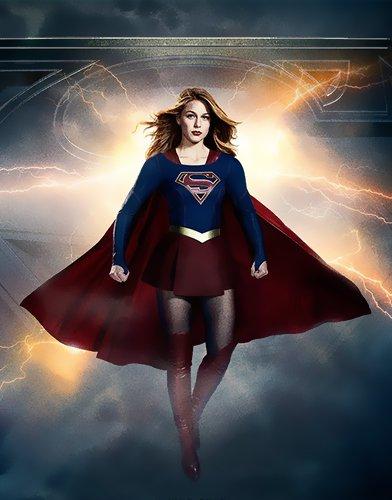 Supergirl Season 3 Poster
