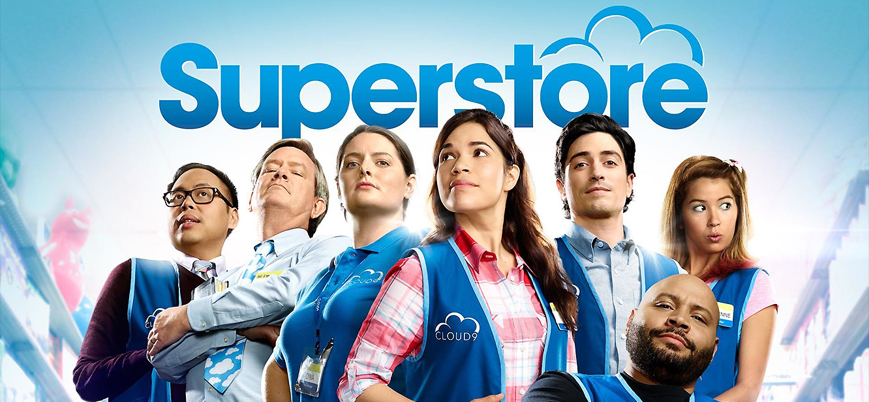 Superstore Season 1 tv series Poster