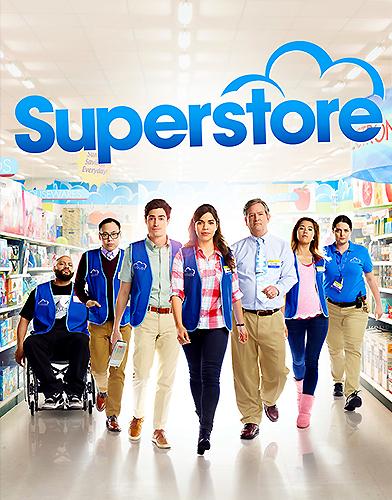 Superstore Season 1 poster