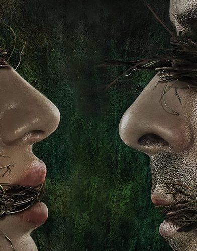 Swamp Thing tv series poster