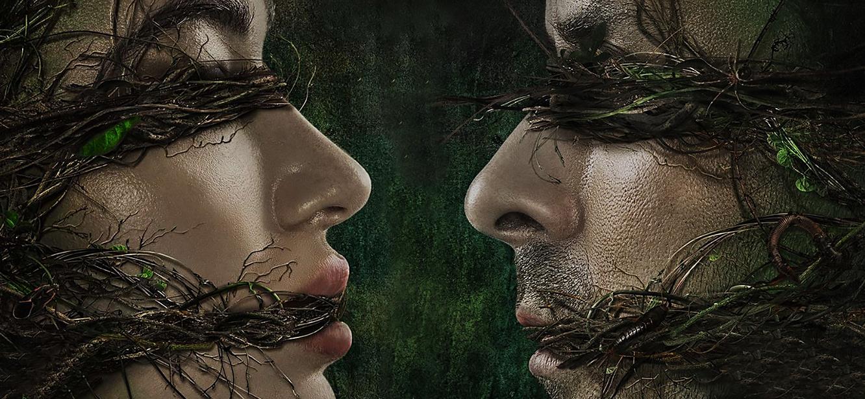 Swamp Thing Season 1 tv series Poster