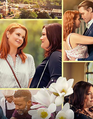 Sweet Magnolias Season 1 poster