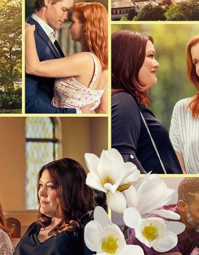 Sweet Magnolias tv series poster