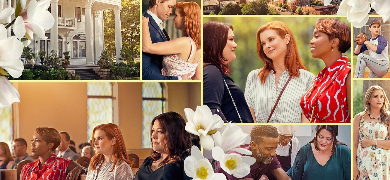 Sweet Magnolias Season 1 tv series Poster