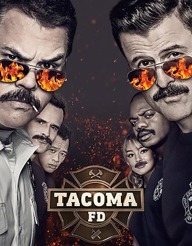 Tacoma FD Season 2 poster