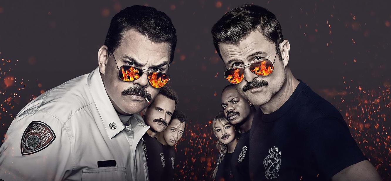 Tacoma FD tv series poster
