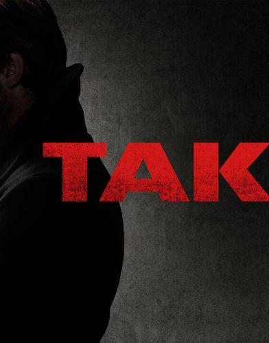 Taken tv series poster