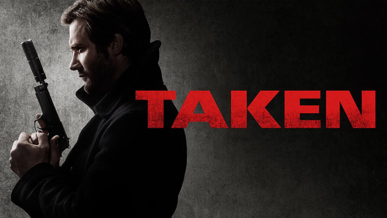 Taken season 1 tv series Poster
