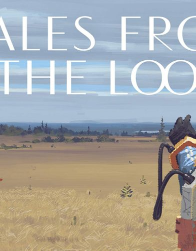Tales from the Loop tv series poster
