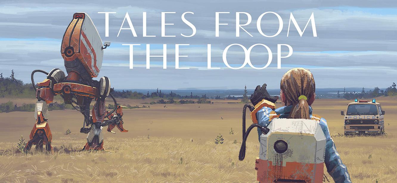 Tales from the Loop Season 1 tv series Poster