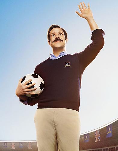 Ted Lasso season 1 poster