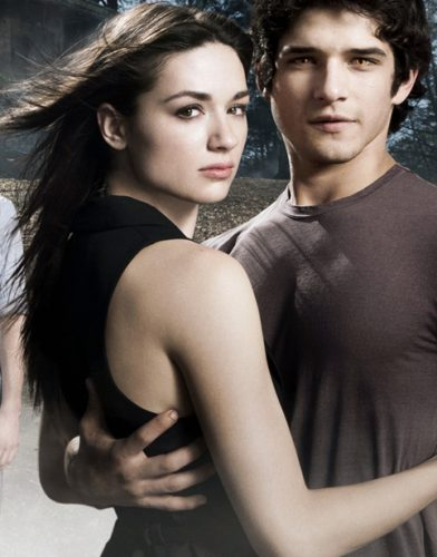 Teen Wolf tv series poster