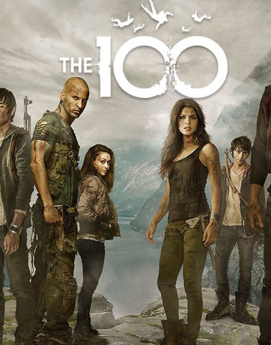 The 100 tv series poster