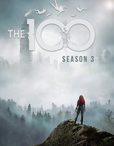 The 100 Season 3 Poster
