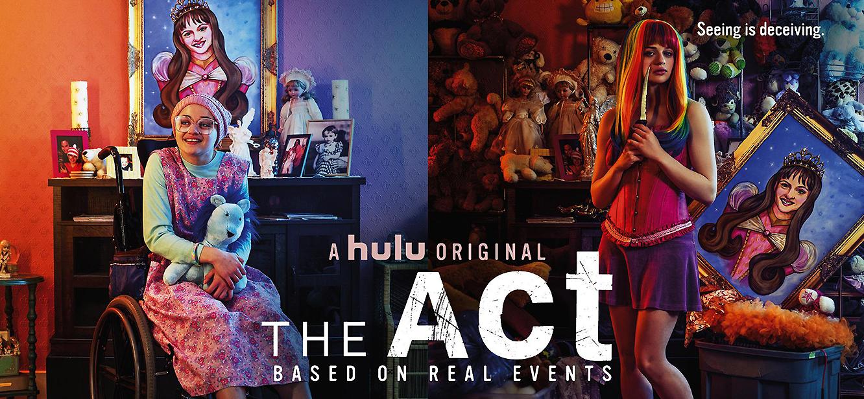 The Act Season 1 tv series Poster