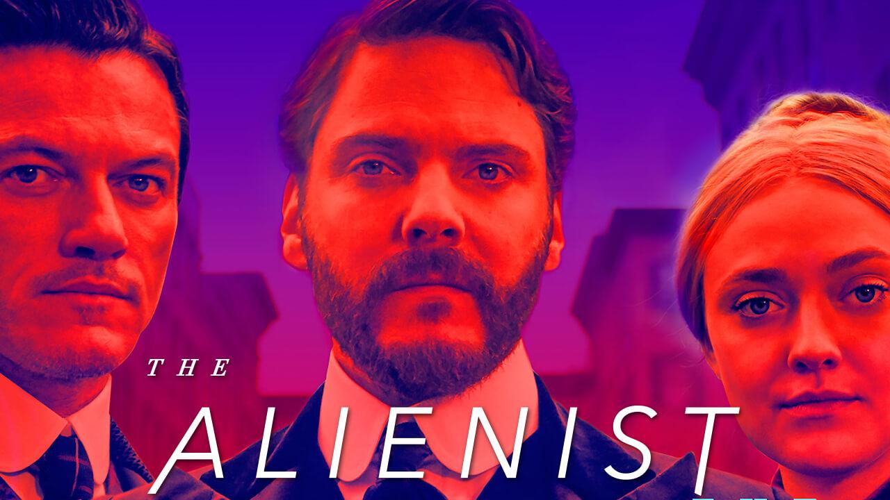 The Alienist season 1 tv series Poster