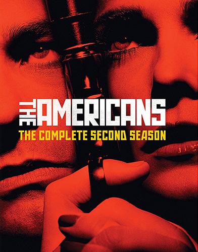 The Americans season 2 Poster