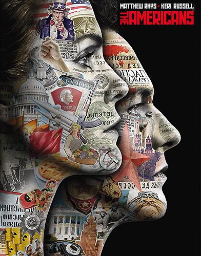 The Americans season 3 Poster