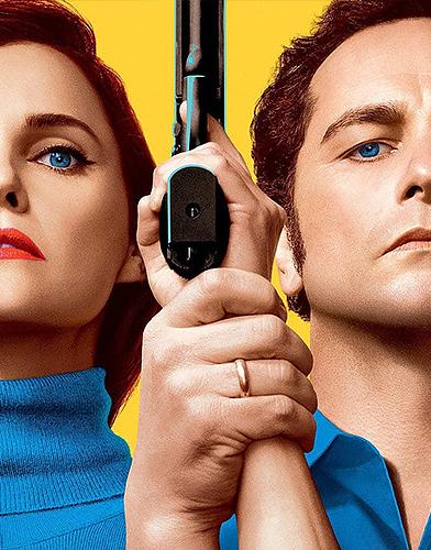 The Americans season 5 Poster