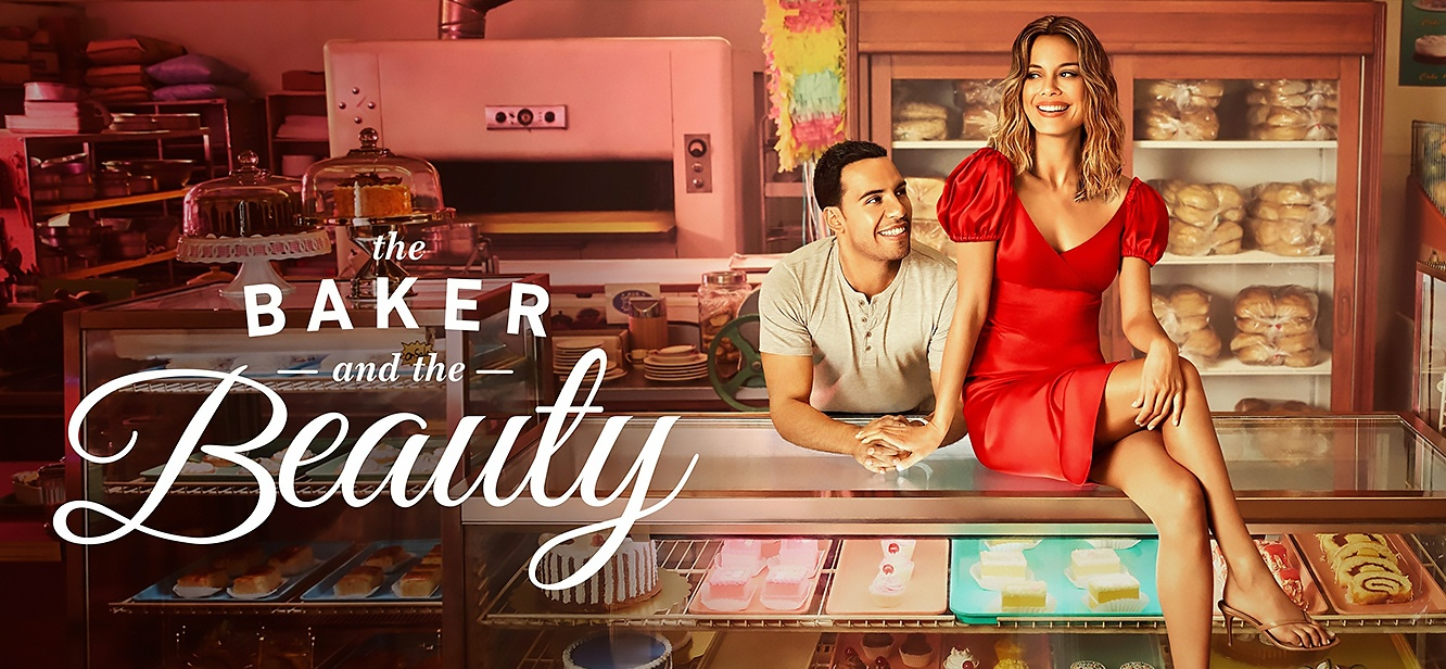 The Baker and the Beauty Season 1 tv series Poster
