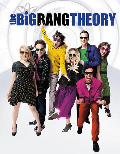The Big Bang Theory Season 10 poster