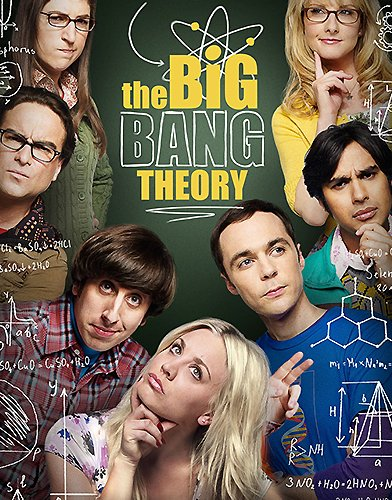 The Big Bang Theory Season 12 poster